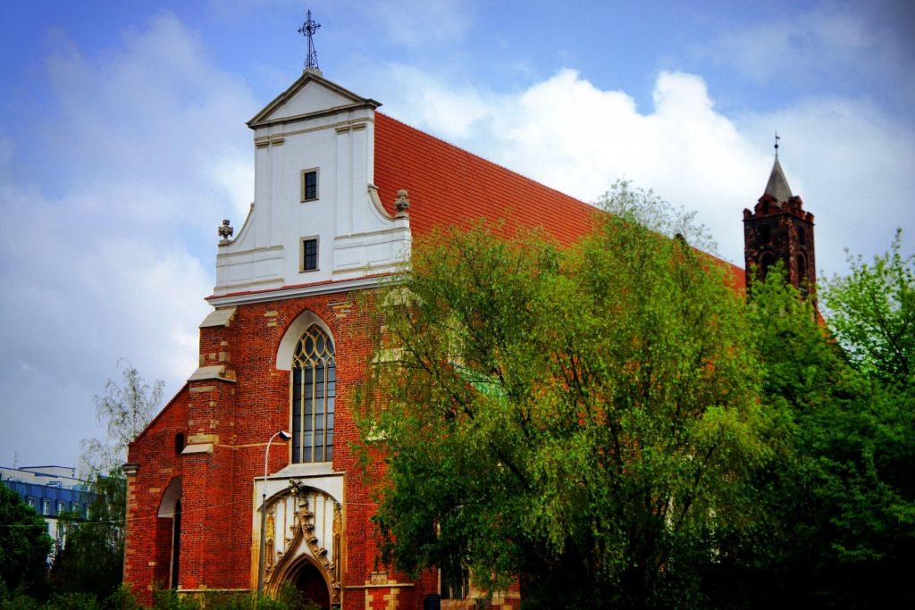 Kościół Ducha Świętego i św. Bernarda ze Sieny we Wrocławiu
