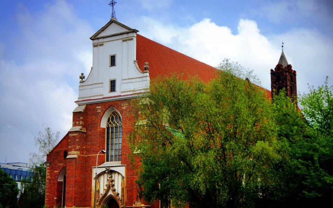 Duch Święty zstępujący na Wrocław – obiekty sakralne poświęcone Duchowi Świętemu w nadodrzańskiej metropolii