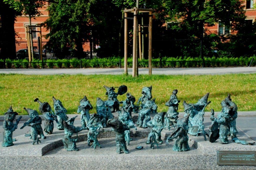 Wrocławskie Krasnale - Krasnalowa Orkiestra Symfoniczna