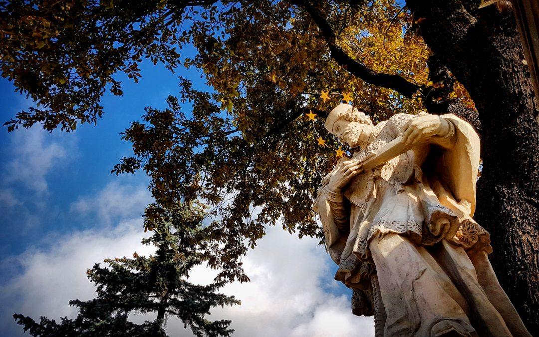 Wrocławskie Nepomuki – pomniki Jana Nepomucena w nadodrzańskim Wrocławiu
