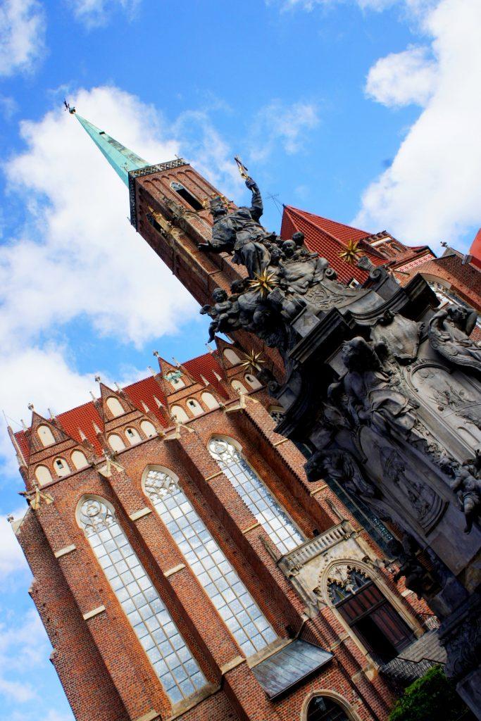 Wrocławskie Nepomuki - Wrocław, Ostrów Tumski