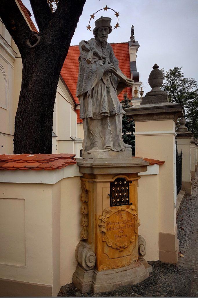 Wrocławskie Nepomuki - Wrocław, Przedmieście Oławskie